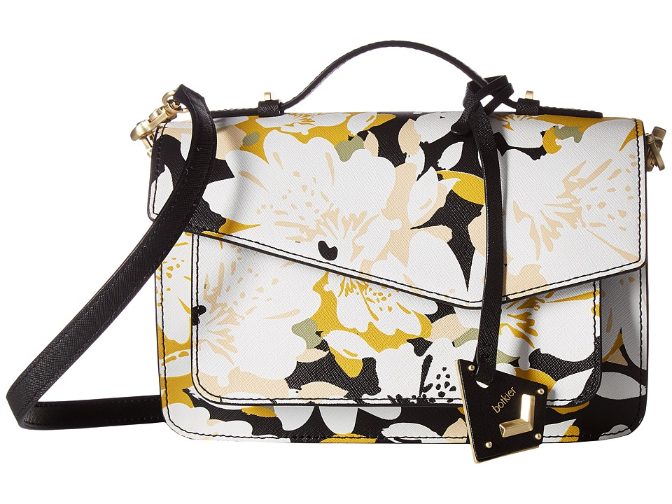 Botkier - Cobble Hill Crossbody (Warm Floral) Cross Body Handbags