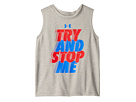 Under Armour Kids Try and Stop Me Muscle Tee (Little Kids/Big Kids)
