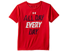Under Armour Kids All Day Every Day Short Sleeve (Little Kids/Big Kids)