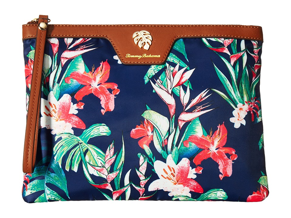 Tommy Bahama - Siesta Key Wet Bikini Bag (Tropical Lily) Handbags