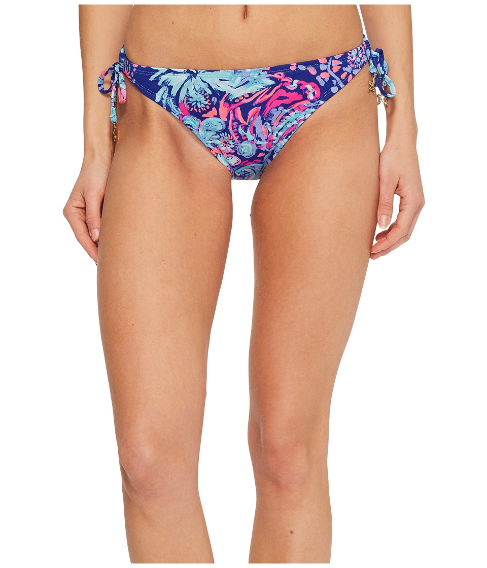 Lilly Pulitzer Guava Bikini Bottom 28975-403YH2-403