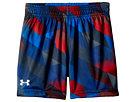 Under Armour Kids Electric Fields Reversible Shorts (Toddler)
