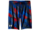 Under Armour Kids Electric Fields Reversible Shorts (Little Kids/Big Kids)