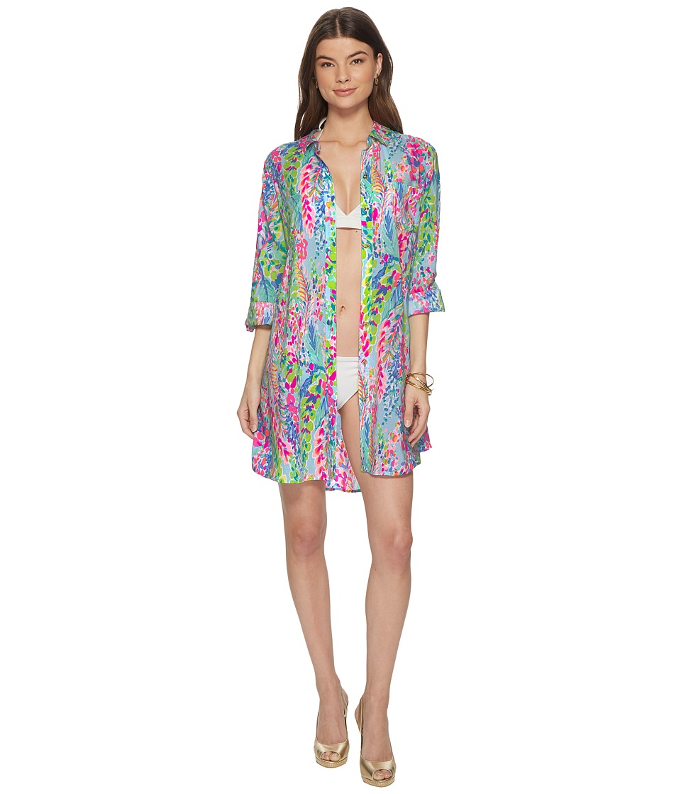 Lilly Pulitzer Natalie Cover-Up 28861-999XP8-999