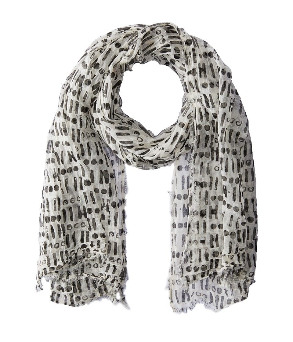 Eileen Fisher Scarf (Black) Scarves