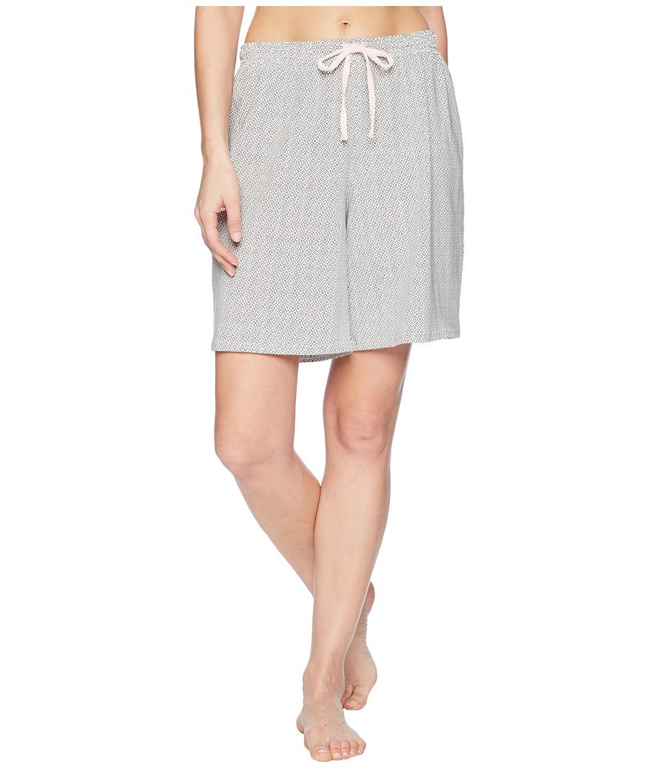 Jockey - Bermuda Shorts (Grey Geo) Womens Pajama