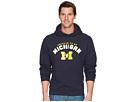 Champion College Michigan Wolverines Eco(r) Powerblend(r) Hoodie 2