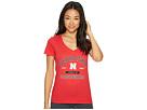 Champion College Nebraska Cornhuskers University V-Neck Tee