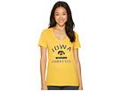 Champion College Iowa Hawkeyes University V-Neck Tee