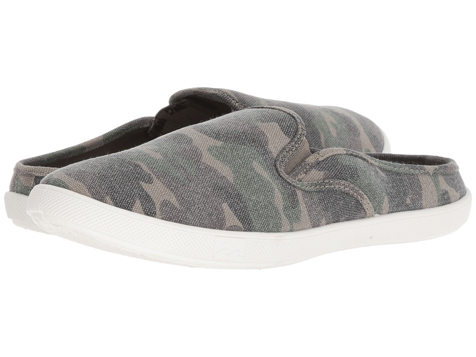 Billabong Be Free (Camo) Slip-On Shoes