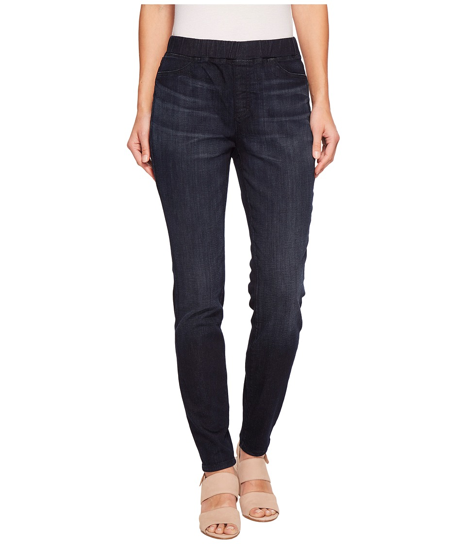 Eileen Fisher Organic Cotton Jean Leggings (Utility Blue)...
