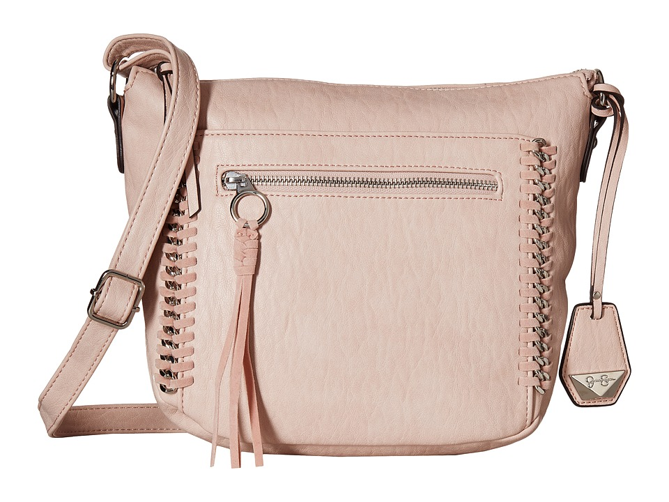 Jessica Simpson - Kai Crossbody (Powder Blush) Cross Body Handbags