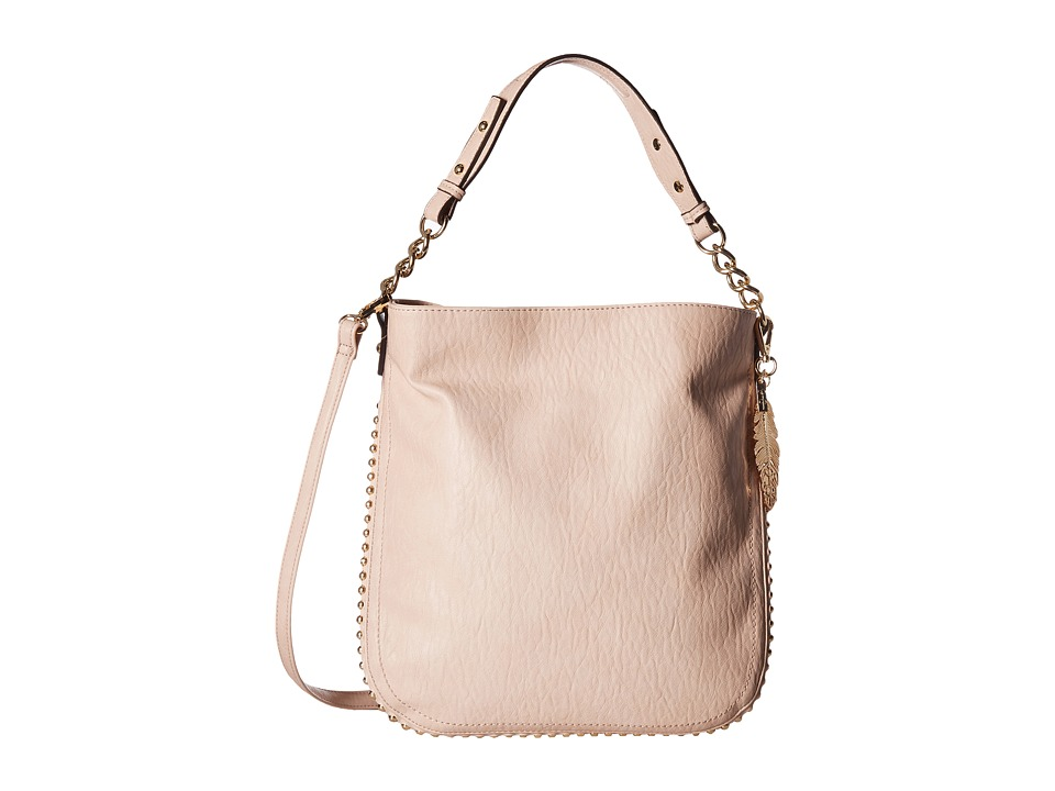 Jessica Simpson - Camile Convertible Hobo (Powder Blush) Hobo Handbags