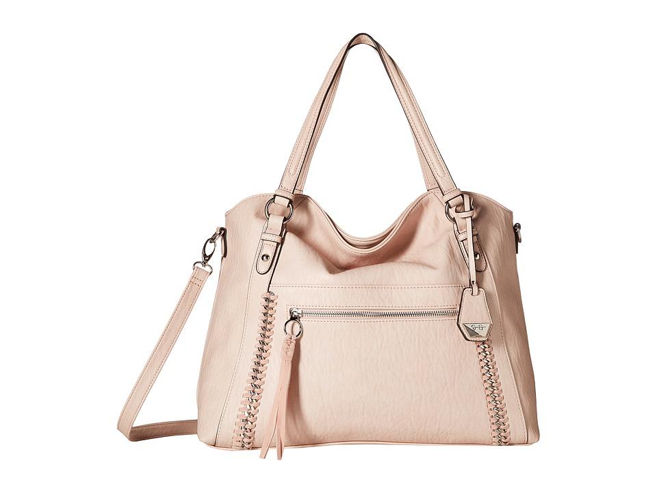 Jessica Simpson - Kai Tote (Powder Blush) Tote Handbags