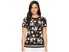 LAUREN Ralph Lauren LAUREN Ralph Lauren Floral Linen-Blend T-Shirt
