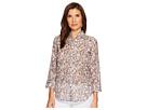 LAUREN Ralph Lauren LAUREN Ralph Lauren Floral Cotton-Silk Shirt