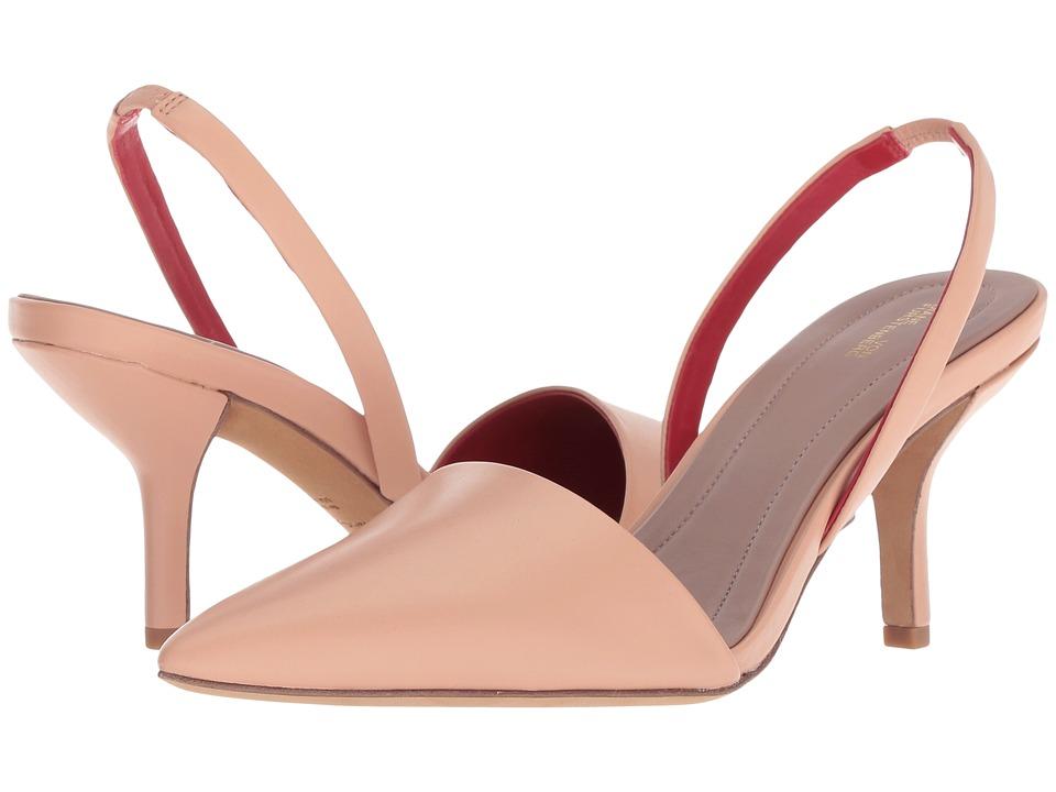Diane von Furstenberg Mortelle (Pink Sand) Women's Shoes