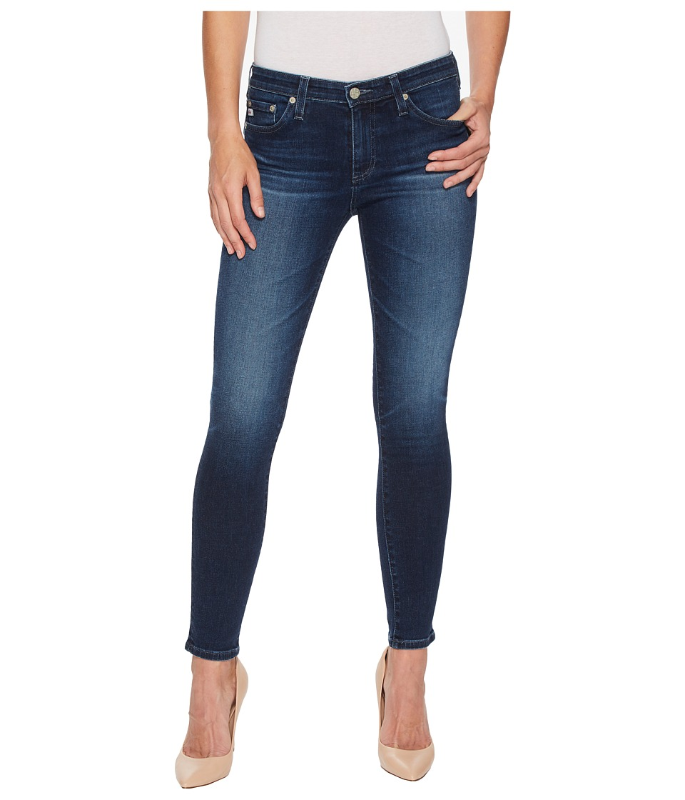 AG Adriano Goldschmied - Leggings Ankle in 4 Years Deep Willows (4 Years Deep Willows) Womens Jeans
