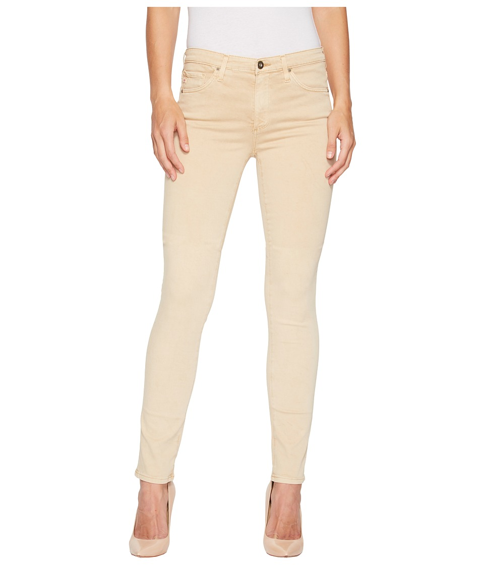 AG Adriano Goldschmied - Prima in Sulfur Sand Dune (Sulfur Sand Dune) Womens Jeans