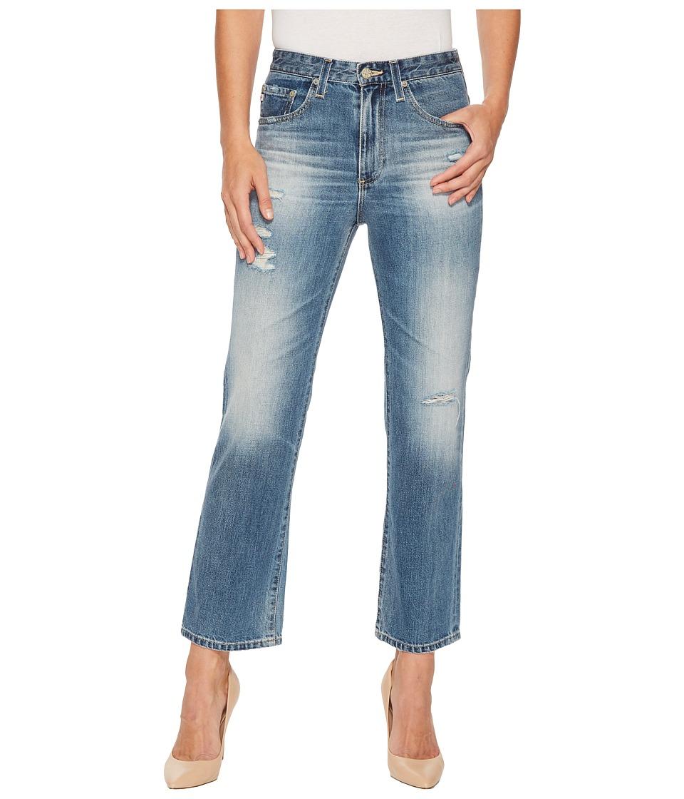 AG Adriano Goldschmied - Rhett in 12 Years Navy Seal (12 Years Navy Seal) Womens Jeans
