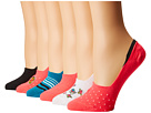 Betsey Johnson Betsey Johnson 5-Pack Footie with Floral