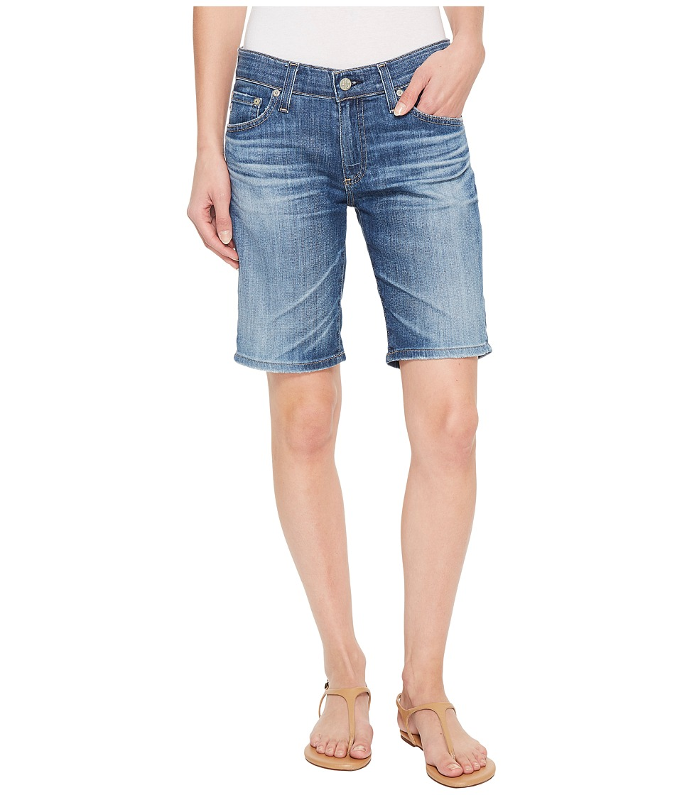 AG Adriano Goldschmied - Nikki Shorts in 11 Years Sapphire Sky (11 Years Sapphire Sky) Womens Shorts