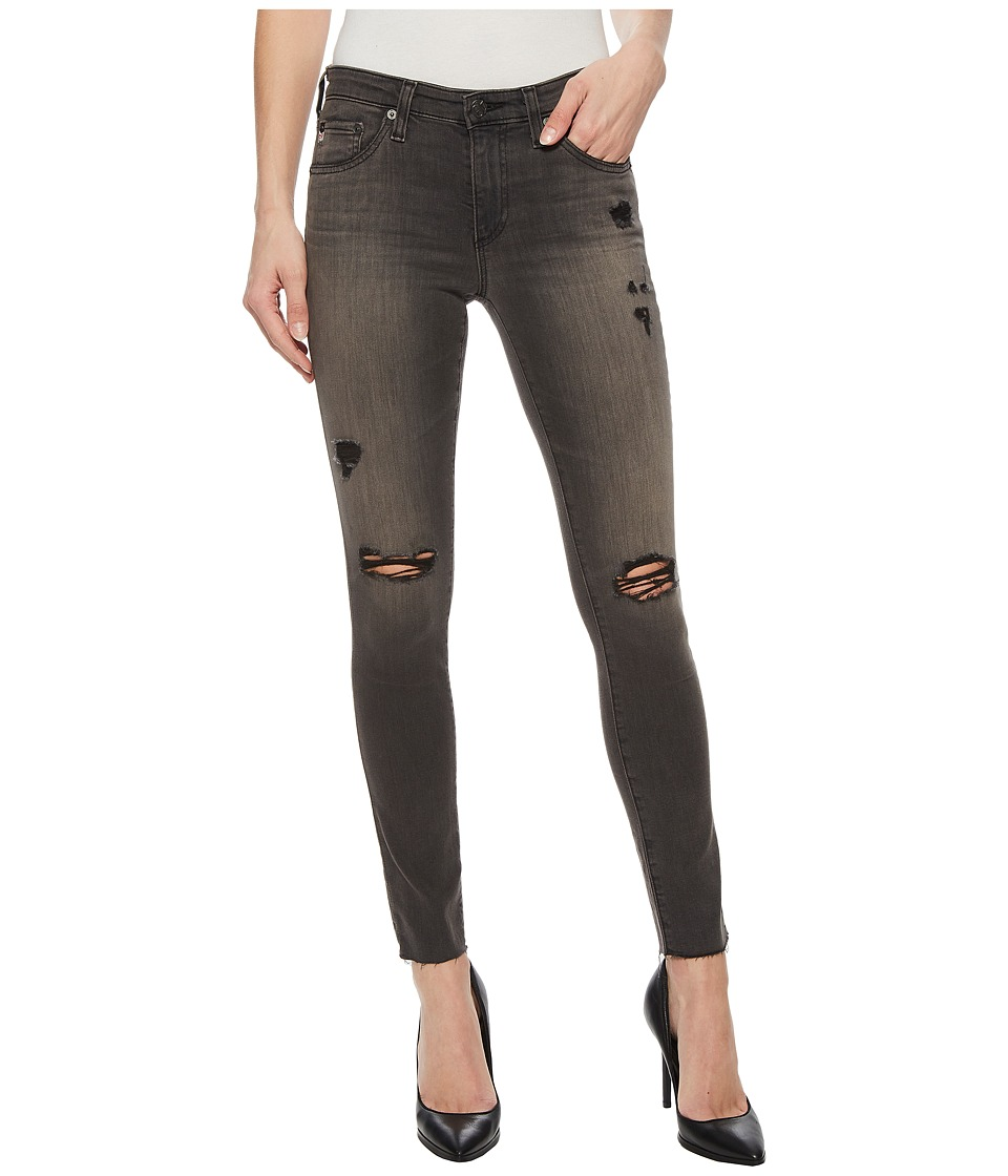 AG Adriano Goldschmied - Leggings Ankle in 10 Years Stone Ash (10 Years Stone Ash) Womens Jeans