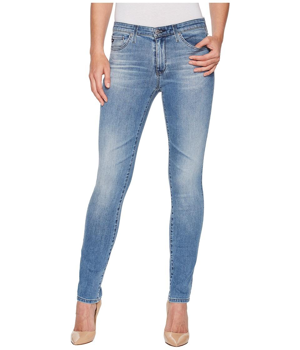 AG Adriano Goldschmied - Prima in Sea Sprite (Sea Sprite) Womens Jeans