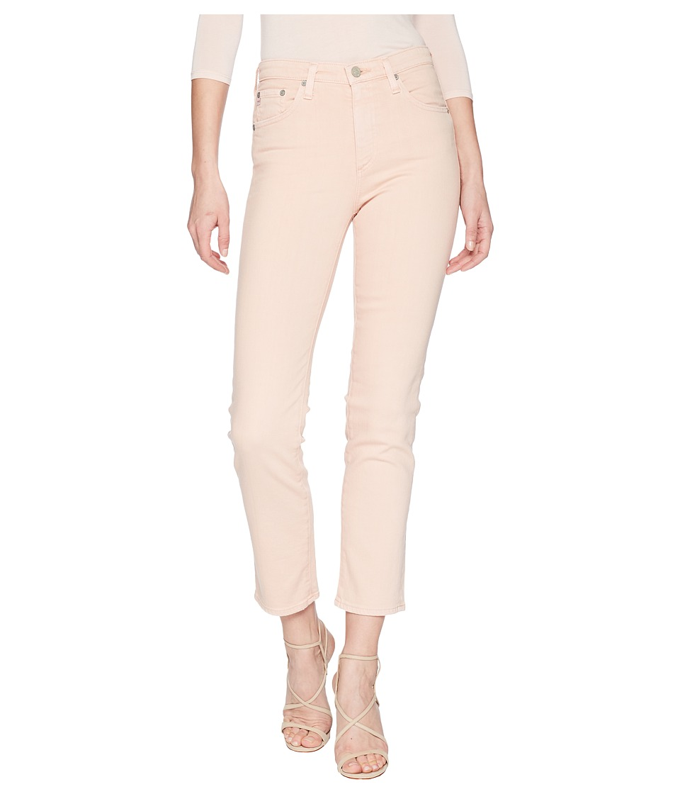 AG Adriano Goldschmied - Isabelle in 1 Year Sulfur Rosy Rogue (1 Year Sulfur Rosy Rogue) Womens Jeans