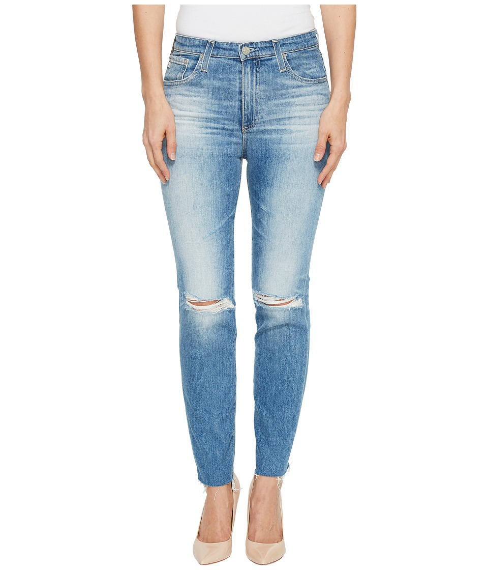 AG Adriano Goldschmied - Isabelle in 13 Years Saltwater (13 Years Saltwater) Womens Jeans