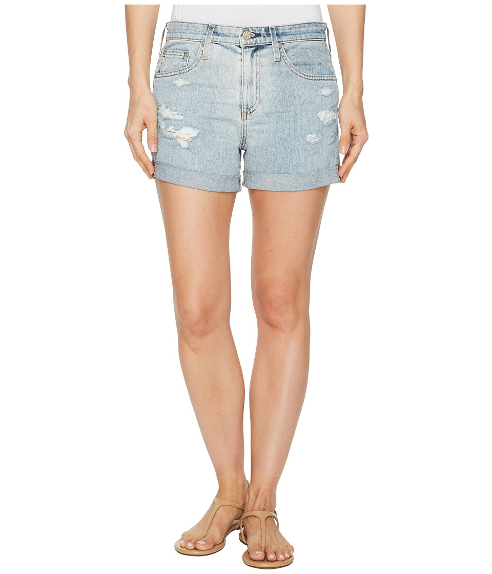 AG Adriano Goldschmied - Hailey in 21 Years Reflection (21 Years Reflection) Womens Shorts
