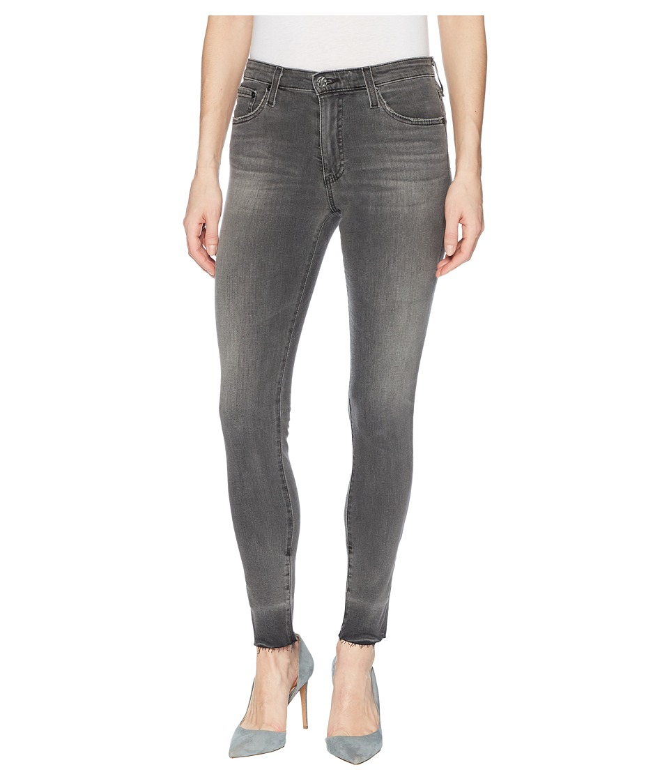 AG Adriano Goldschmied - Farrah Ankle in 12 Years Shadow Ash (12 Years Shadow) Womens Jeans