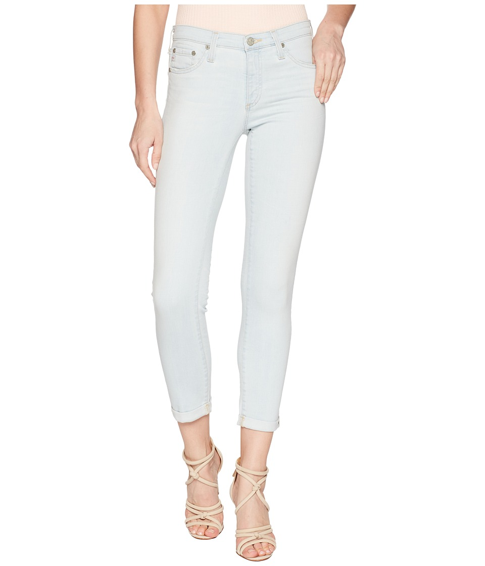 AG Adriano Goldschmied - Prima Roll Up in 26 Years Sandcastles (26 Years Sandcastles) Womens Jeans
