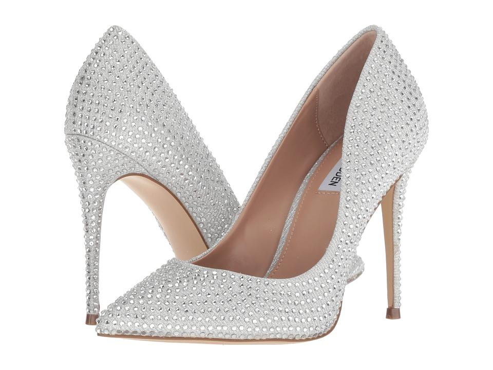 Steve Madden Daise-R (Silver) Women's Shoes