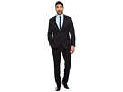 Kenneth Cole Reaction Slim Fit Finished Bottom Suit