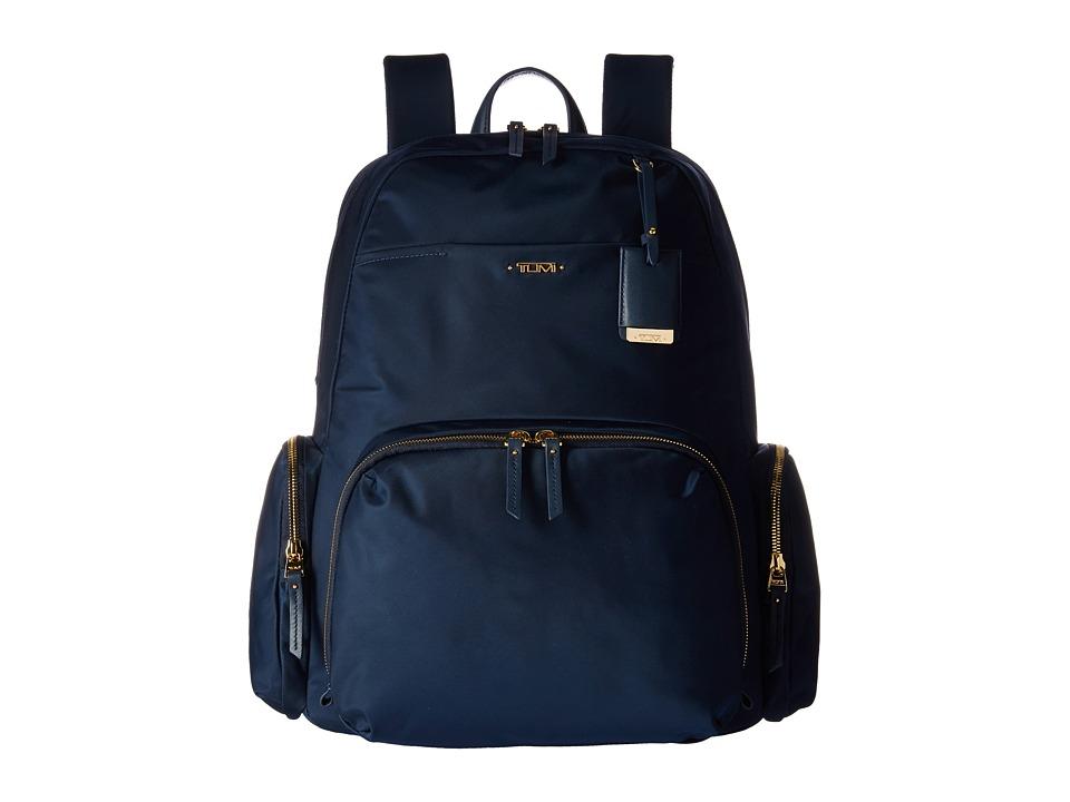 Tumi - Voyageur Calais Backpack (Ocean Blue) Backpack Bags