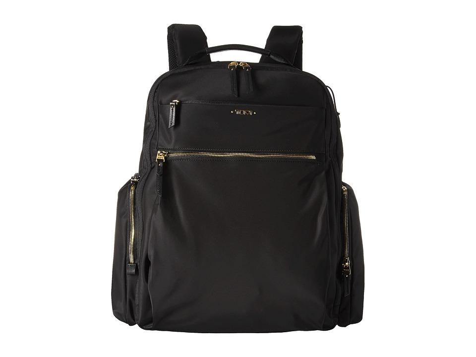 Tumi - Voyageur Ari Tumi T-Pass(r) Backpack (Black) Backpack Bags -  adult