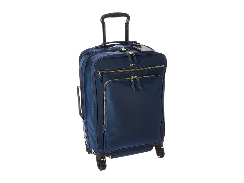 Tumi - Voyageur Super Leger International Carry-On (Ocean Blue) Carry on Luggage