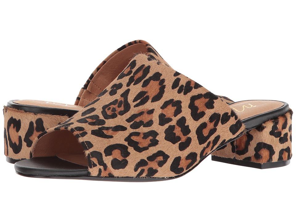 Matisse Damsel (Leopard) Sandals