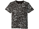 Stella McCartney Kids Arrow All Over Printed Short Sleeve Tee (Toddler/Little Kids/Big Kids)
