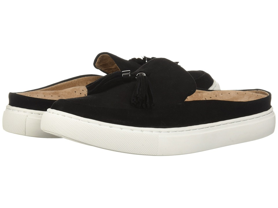 Gentle Souls by Kenneth Cole Rory (Black Suede) Women's Shoes