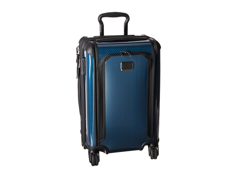 Tumi - Tegra Lite Max International Expandable Carry-On (Blue) Carry on Luggage