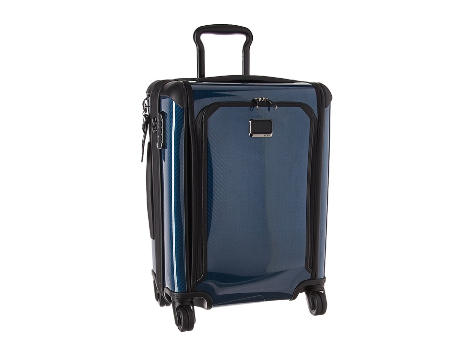 Tumi - Tegra Lite Max Continental Expandable Carry-On (Blue) Carry on Luggage