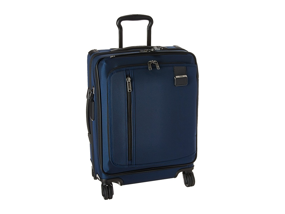 Tumi Merge International Expandable Carry-On (Ocean Blue) Carry on Luggage