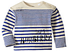 Burberry Kids Burberry Kids SW1 Stripe ACHAD Top (Infant/Toddler)