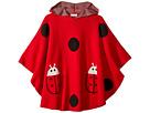 Stella McCartney Kids Stella McCartney Kids Bianca Ladybug Hooded Cape (Little Kids/Big Kids)