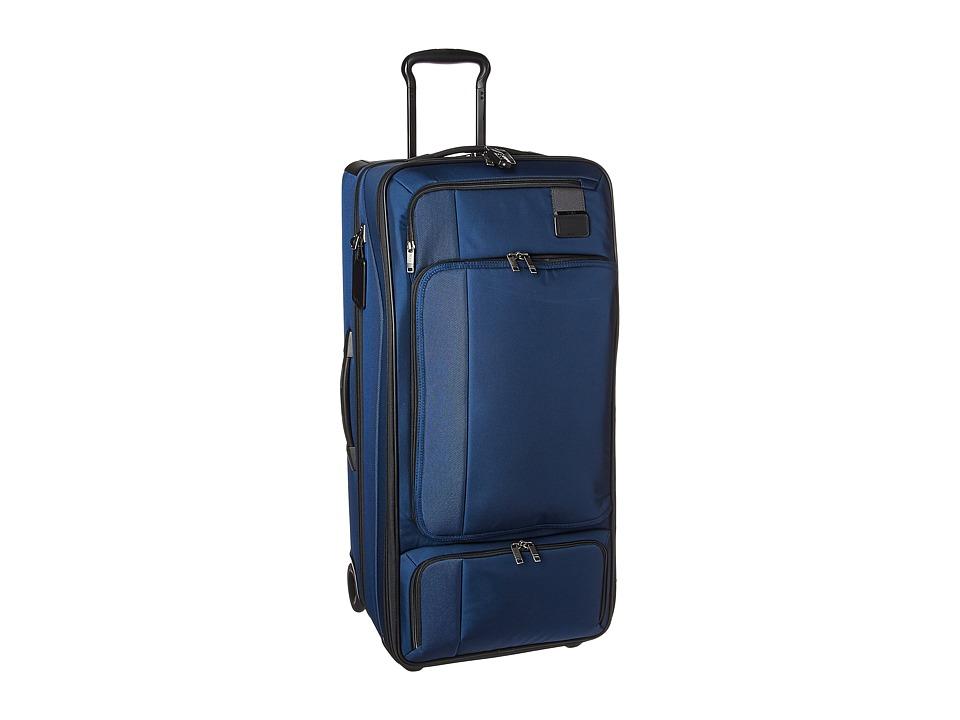 TUMI Merge Wheeled Duffel (Ocean Blue) Duffel Bags