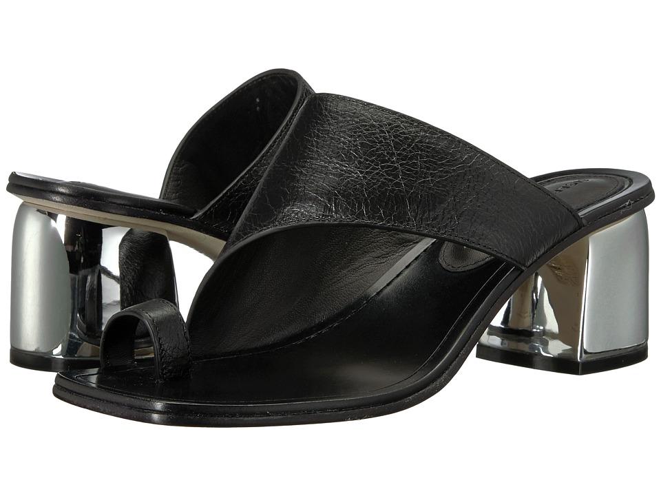 Sigerson Morrison Marcel (Black Leather) Women's Shoes