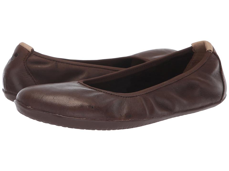 Vivobarefoot Jing Jing (Brown) Women's Shoes