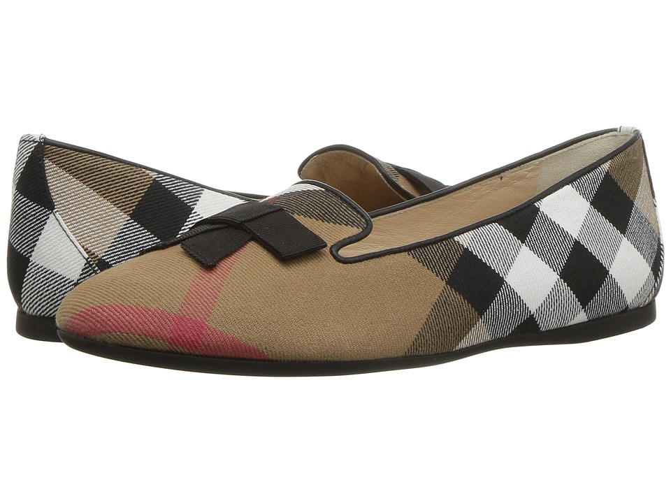Burberry Kids - Ally HC ABDYQ Shoe (Toddler/little Kid) (Classic Check) Kids Shoes